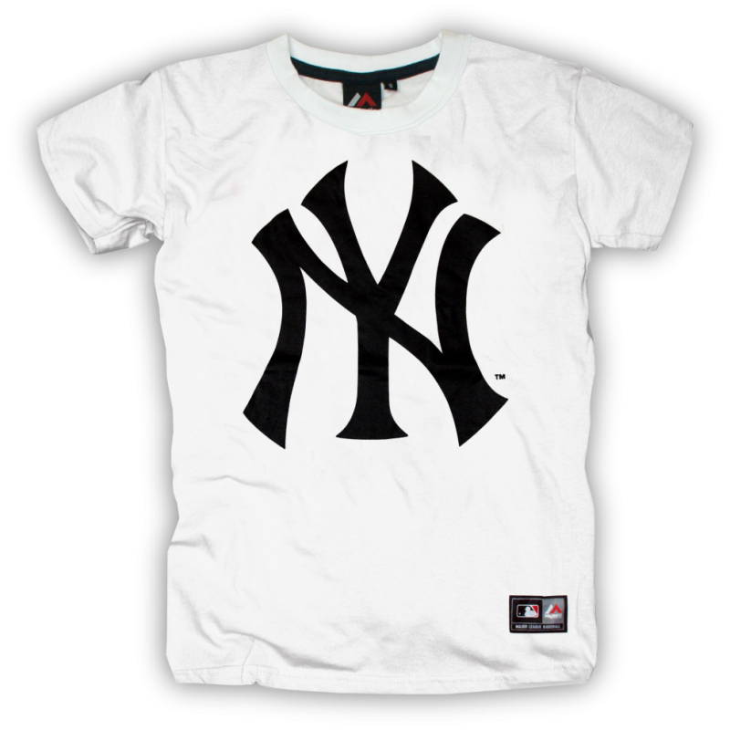 New York Yankees T-Shirt white 562486ff31d