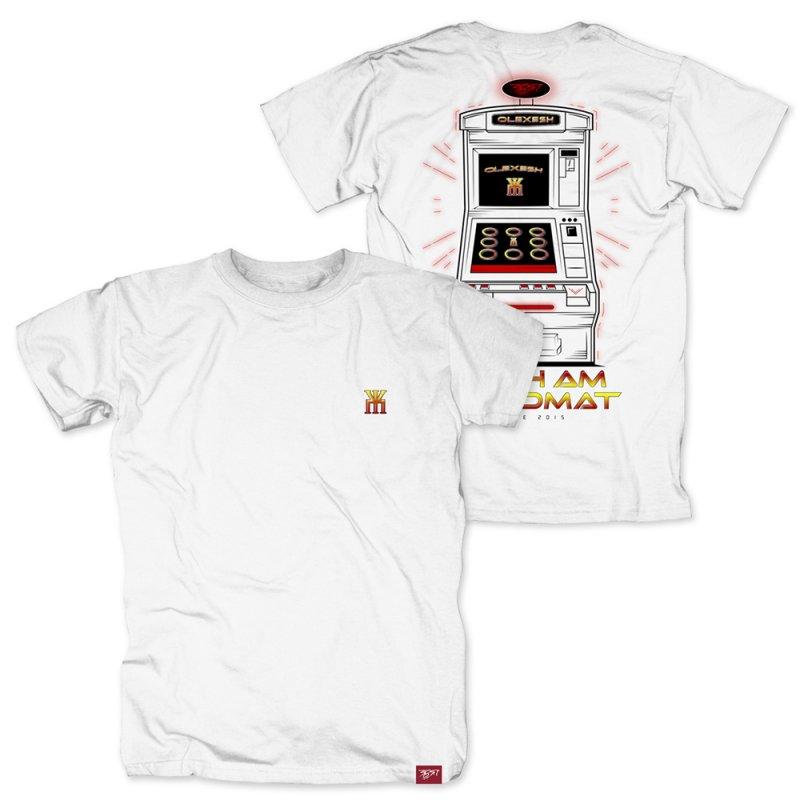 quality design 71c12 a50d7 Olexesh T-Shirt Dreh' am Automat