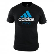 Adidas Community MMA T-Shirt black/solarblue
