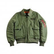 Alpha Industries Bomberjacke CWU VF TT sage-green