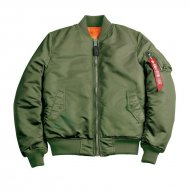 Alpha Industries Damen Bomberjacke MA-1 SF WMN sage-green