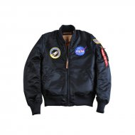 Alpha Industries Damen Bomberjacke MA-1 VF NASA Wmn rep....