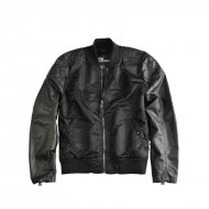 Alpha Industries - Dirt Bike Jacke black