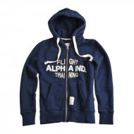 Alpha Industries - Flight Training Zip Hoodie