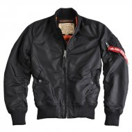 Alpha Industries - Ladies MA-1 TT Wmn Bomberjacke black
