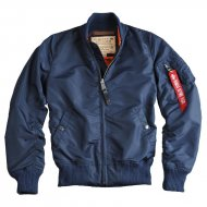 Alpha Industries - Ladies MA-1 TT Wmn Bomberjacke rep.blue