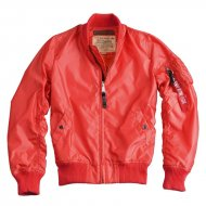 Alpha Industries - Ladies MA-1 TT Wmn Bomberjacke spicy red