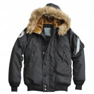 Alpha Industries - Ladies Polar SVL Wmn Winterjacke schwarz