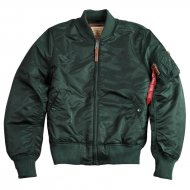 Alpha Industries - MA-1 VF 59 Bomberjacke dark petrol