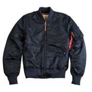 Alpha Industries - MA-1 VF 59 Bomberjacke rep. blue
