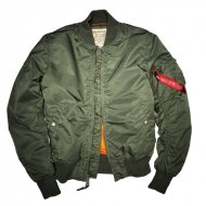 Alpha Industries - MA-1 VF 59 Bomberjacke sage-green