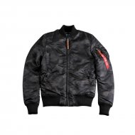 Alpha Industries - MA-1 VF 59 Wmn Blackcamo