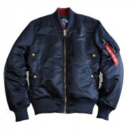 Alpha Industries - MA-1 VF Rev II (Wende-)Bomberjacke...