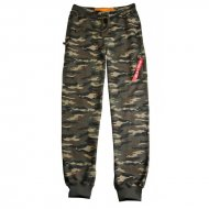 Alpha Industries X-Fit Cargo Sweatpants woodland camo