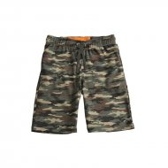 Alpha Industries X-Fit Shorts woodland camo