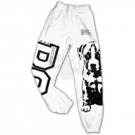 Babystaff - Ladies Sweatpants Puppy weiss