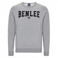 Benlee Crewneck Sweater Inglewood marl grey