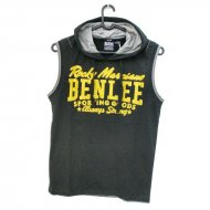 Benlee Medford Sleeveless Hooded T-Shirt (schwarz)