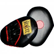 Benlee Rocky Marciano PU Hook & Jap Pads RUSSIAN black/red