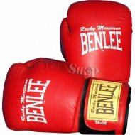 Benlee Rocky Marciano PVC Training Gloves RODNEY red/black