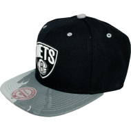 Brooklyn Nets Snapback Brush | NBA | Mitchell & Ness