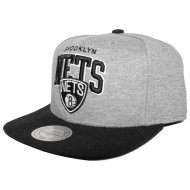 Brooklyn Nets Snapback Cap Baseline | NBA | Mitchell...