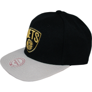Brooklyn Nets Strapback Baroque | NBA | Mitchell & Ness