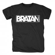 Capital Bra T-Shirt Bratan schwarz