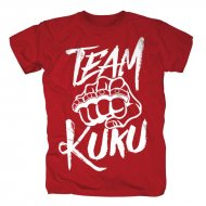 Capital Bra T-Shirt Team Kuku rot
