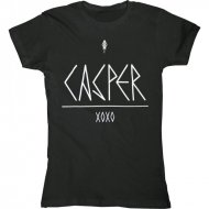Casper - Girly Shirt XOXO schwarz