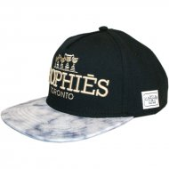 Cayler & Sons - Snapback Cap Trohpies black/white...