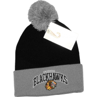 Chicago Blackhawks Beanie black/grey | NHL | Mitchell & Ness