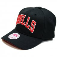 Chicago Bulls Courtside Strech Fit Cap | NBA | Mitchell...