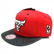 Chicago Bulls Snapback Speedway Red Black | NBA |...
