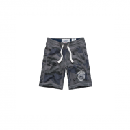 Cordon Sweat Short Tim Blue Camo