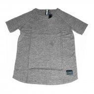 Criminal Damage T-Shirt Munro charcoal