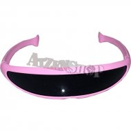 Cyclops Partybrille rosa