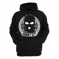 Hirntot Records Hoodie World Domination