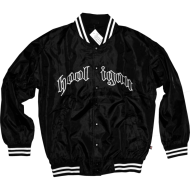 Hooligan - Collegejacke Hooligan schwarz (SALE)