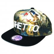 Just Rhyse - Ghetto Revolution Snapback Cap