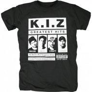 K.I.Z. - T-Shirt Greatest Hits schwarz