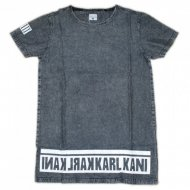 Karl Kani T-Shirt Alasco Denim