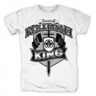 Kollegah - King Shield T-Shirt wei�