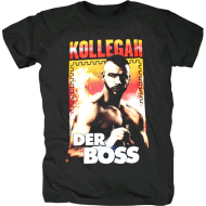 Kollegah T-Shirt Photo 2014 schwarz