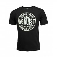 Lonsdale T-Shirt AGAINST RACISM schwarz