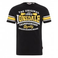 Lonsdale T-Shirt Congleton black
