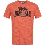 Lonsdale T-Shirt Gargrave marl orange