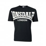 Lonsdale T-Shirt York black