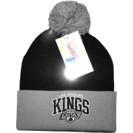 Los Angeles Kings Beanie black/grey | NHL | Mitchell & Ness
