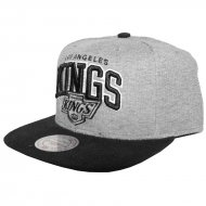 Los Angeles Kings Snapback Cap Baseline | NHL | Mitchell...